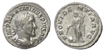 Ancient Coins - MAXIMINUS I. AR Denarius, Rome mint, struck 235-236 AD