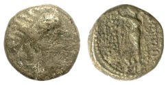 Ancient Coins - SELEUKID KINGS, Demetrios III Eucaerus. AE denom B, Damaskos mint, 95/4 BC