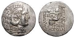 Ancient Coins - ALEXANDER III the Great AR Tetradrachm. EF-/EF. Odessos mint.