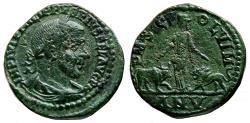 Ancient Coins - PHILIP I the Arab AE28. Viminacium mint. VF+. Scarce obverse legend.