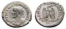 Ancient Coins - PHILIP I the Arab AR Tetradrachm. EF with original LUSTER. Bust to LEFT with AEGIS. Antioch mint. Scarce and Superb!!!