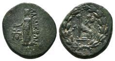 Ancient Coins - LAODICEA AD LYCUM (Phrygia) AE13. Pseudo-Autonomous issue. EF-.