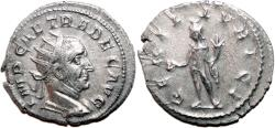 Ancient Coins - TRAJAN DECIUS AR Antoninianus. EF/VF+. GEN ILLVRICI (3,9 g) Scarce Variant!