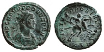 Ancient Coins - PROBUS AE Antoninianus. EF-/EF. Serdica mint. VIRTVS PROBI AVG - KAgamma. Scarce and Very Nice.