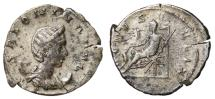 Ancient Coins - SALONINA AR Antoninianus. VF+/VF. Colonia Agrippina mint. VENVS FELIX.