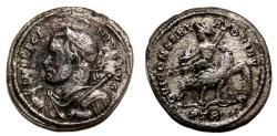 Ancient Coins - LICINIUS I Bi Argenteus. EF-. Treveri mint. Silver Alloy. Scarce!