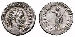 Ancient Coins - PHILIP I the Arab AR Antoninianus. VF+. Unknown Eastern mint. PAX FVNDATA CVM PERSIS. Scarce!