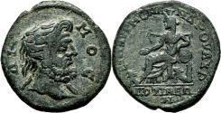 Ancient Coins - COTIAEUM (Phrygia) AE21. EF-/VF+. Aurelius Menandrus, archon. AD 244-249.