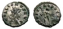 Ancient Coins - GALLIENUS Bi Antoninianus. EF/EF-. IOVI PROPVGNAT XI.