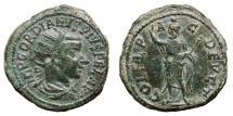 Ancient Coins - GORDIAN III AE22. Deultum mint. EF-/VF+. Serapis. NICE!