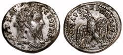 Ancient Coins - SEPTIMIUS SEVERUS AR Tetradrachm. EF/EF+. Laodicea mint. WONDERFUL!