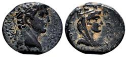Ancient Coins - ANAZARBUS (Cilicia) AE21. Claudius. EF-. Tyche.