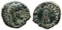 Ancient Coins - NICOPOLIS AD ISTRUM (Moesia Inferior) AE16. Septimius Severus. EF. Hercules´Club.