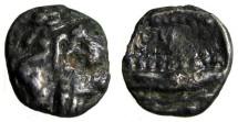 Phoenicia, Arados Fourree 1/24th Stater, 5th Century BC.