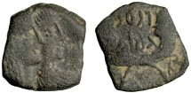Ancient Coins - Nabatean Kingdom Rabbel II, 71 - 106 AD, AE15