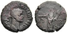 Ancient Coins - Egypt, Alexandria. Diocletian AE Tetradrachm. 284-305 AD.