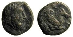 Ancient Coins - Mysia, Lampsacus AE12