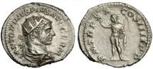 Caracalla, 198-217 AD, AR Antoninianus
