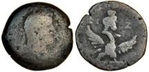 Ancient Coins - Antoninus Pius, AE Drachm, , 138-161 AD, Alexandria Mint