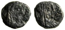 Ancient Coins - Nabatean Kingdom AR Drachm, Malichus II, 40 - 70 AD