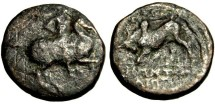 Ionia, Magnesia ad Maeandrum AE16, 190 - 133 BC