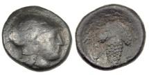 Ancient Coins - Cilicia, Soloi AE12, Mid 4th Century BC