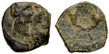 Ancient Coins - Nabatean Kingdom Rabbel II, 71 - 106 AD, AE16