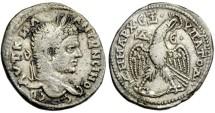 Antioch: Caracalla, 198-217 AD, Billon Tetradrachm