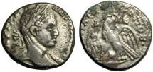 Elagabalus AR Tetradrachm, Syria, Antioch, 218 - 222 AD