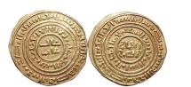 Ancient Coins - Crusaders. The LATIN KINGDOM of JERUSALEM, c.1148-1187. Gold Bezant.
