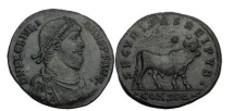 Ancient Coins - JULIAN II the Apostate, Constantinople, 361-363 A.D.