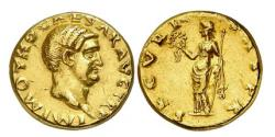 Ancient Coins - OTHO Very Rare 69 AD Rome GOLD AUREUS Coin w 1913 PEDIGREE