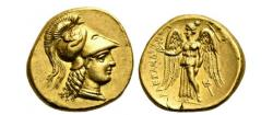 ALEXANDER III the GREAT 332BC  Gold Stater LIFETIME ISSUE