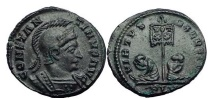 Ancient Coins - CONSTANTINE I the GREAT 319 AD London mint