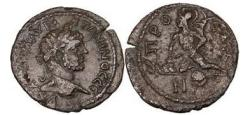 Ancient Coins - Greatest Greek warior,Trojan War Hero - AJAX committed Suicide. Prusa ad Olimpum.