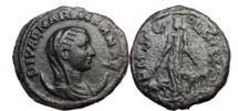 Ancient Coins - MARINIANA. Viminacium 253 A.D. Moesia Superior. Very Rare.