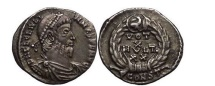 Ancient Coins - JULIAN 'the APOSTATE', Arles, 363 AD. Silver Siliqua.