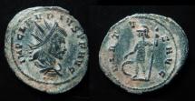 Ancient Coins - Claudius II Gothicus AE Antoninianus. Rome mint, 268-270 AD.