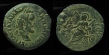Ancient Coins - EGYPT, Alexandria. Antoninus Pius. AD 138-161. Æ Drachm (34mm, 27g), SUPERB!!!