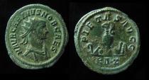 Ancient Coins - Carinus AE Antoninianus. 282 AD. Rome mint.