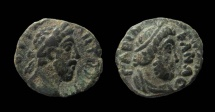 Decapolis, Canatha. Commodus, 177 - 192 AD. AE 22 mm.