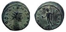 Ancient Coins - Gallienus, 253-268 AD. Antoninianus. Asian mint.