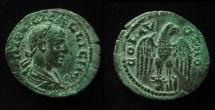 Ancient Coins - Gallienus (253-268). Troas, Alexandria. Æ 19mm, EF!