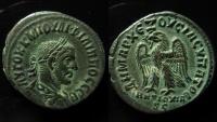 Ancient Coins - Syria, Antioch. Philip I Billon Tetradrachm