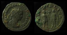 Ancient Coins - SALONINUS, as Caesar. 258-260 AD. Antoninian. Samosata Mint.