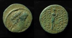 Ancient Coins - Seleukid Kingdom, Antiochos XII, AE 20 mm, c. 88 - 84 B.C