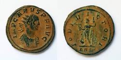 Ancient Coins - Carus, Rome, AE 22 mm, antoninianus.