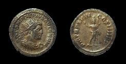 Ancient Coins - Caracalla, 198 – 217, Silver Antoninianus.