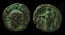Ancient Coins - EGYPT, Alexandria. DIOCLETIAN, 284-305 AD. Moneta Standing