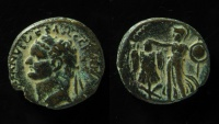 Ancient Coins - Judaea Capta, Domitian. AE 24 mm.